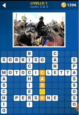 Screenshot 4 4 - Soluzioni 140 Foto Cruciverba