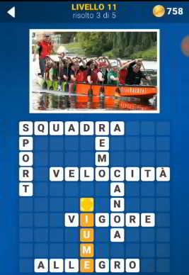 Screenshot 54 4 - Soluzioni 140 Foto Cruciverba