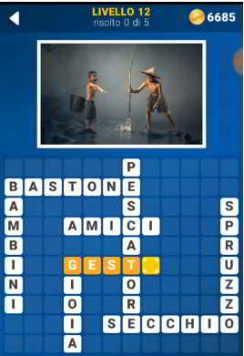 Screenshot 56 4 - Soluzioni 140 Foto Cruciverba