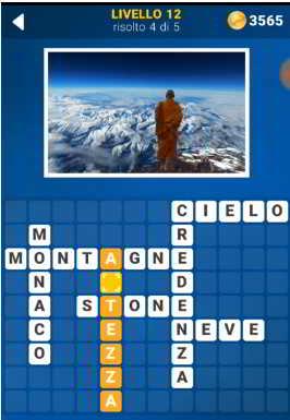 Screenshot 60 4 - Soluzioni 140 Foto Cruciverba