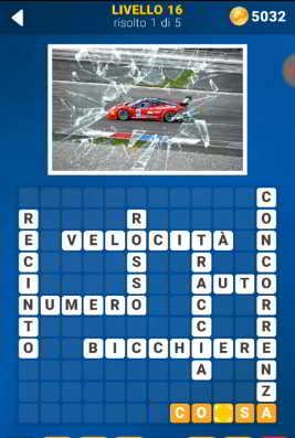 Screenshot 77 4 - Soluzioni 140 Foto Cruciverba