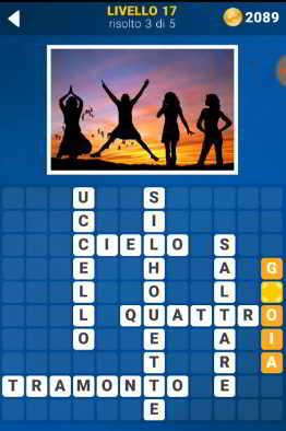 Screenshot 84 4 - Soluzioni 140 Foto Cruciverba