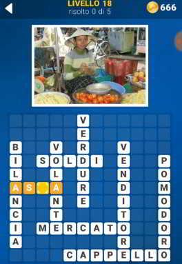 Screenshot 86 4 - Soluzioni 140 Foto Cruciverba