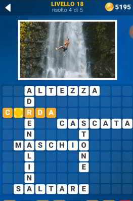Screenshot 90 4 - Soluzioni 140 Foto Cruciverba