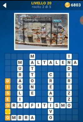 Screenshot 98 4 - Soluzioni 140 Foto Cruciverba