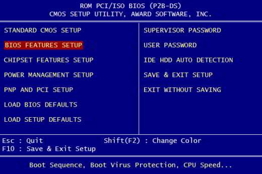 Bios PC