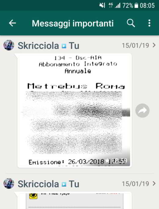 Come spiare le conversazioni su WhatsApp ... - Messaggi Mania