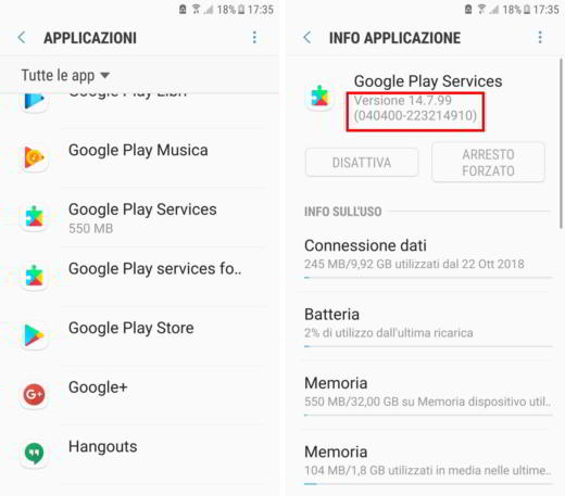 google play services download