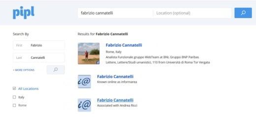 facebook login diretto google