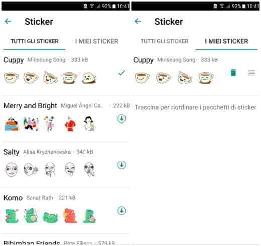 stickers x whatsapp