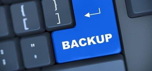 backup Windows 10 non funziona