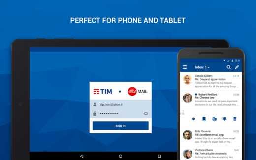 come configurare alice mail su android - Come configurare Alice Mail o TIM Mail su Android