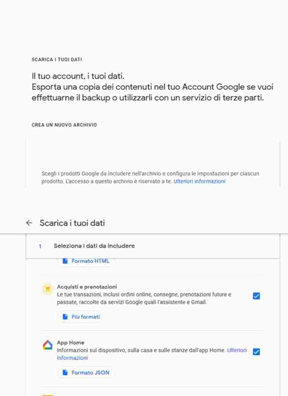 google plus scaricari dati - Google Plus chiude: ecco come scaricare i tuoi dati