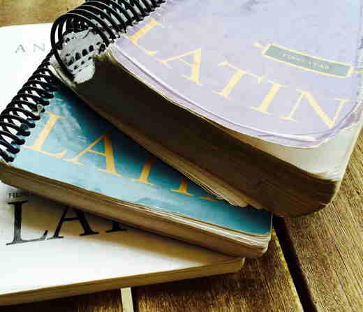 dizionario latino italino
