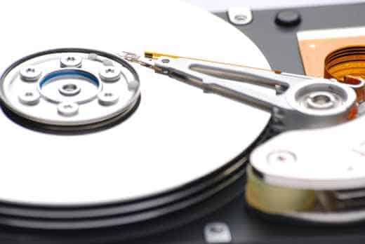 Si può capire se un hard disk è rotto
