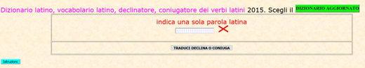 olivetti latino italiano