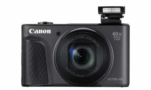 una fotocamera canon