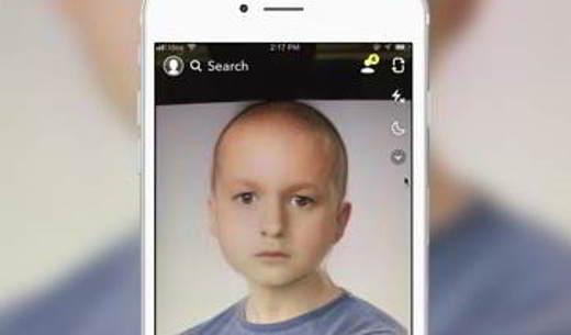 filtro bambino snapchat - Filtro bambino Instagram stories