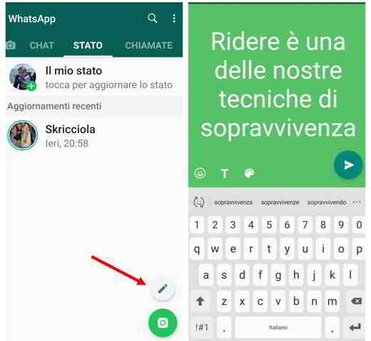 Le Migliori Frasi Da Mettere Come Stato Di Whatsapp Informarea