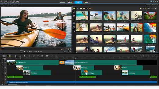 programma per editare video