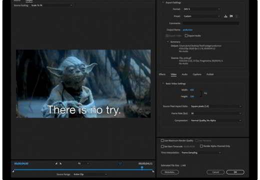 programma per montare video