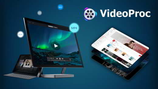 videoproc - VideoProc: Video Editor 4K e Convertitore per Windows e Mac in offerta gratuita