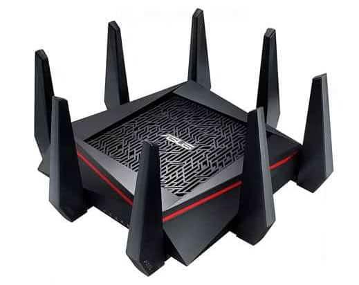 router da gaming