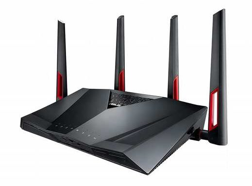modem router gaming