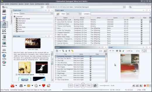 jajuk - 10 migliori programmi karaoke per PC e Mac