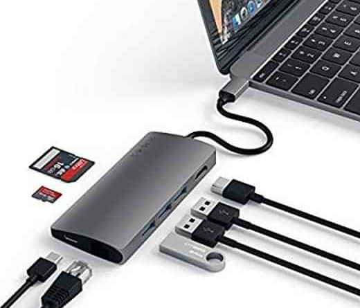 migliori adattatori usb c 520x445 - I migliori adattatori USB-C 2019 per MacBook e notebook