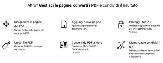 modificare pdf online