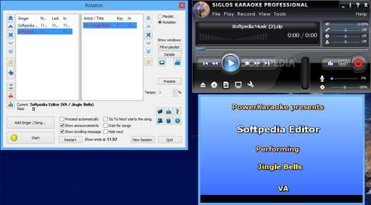 siglos karaoke professional - 10 migliori programmi karaoke per PC e Mac