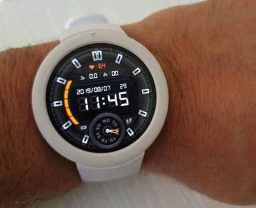 verge lite 4 1 - Recensione Amazfit Verge Lite: lo smartwatch fitness tracker economico