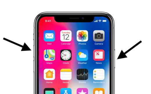 Come fare screenshot iPhone 11