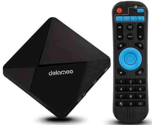 dolamee d5 - Migliori TV Box Android 2020: guida all'acquisto