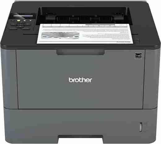 3 stampante Brother.HLL5100DN - Migliori stampanti multifunzione per ufficio 2019: guida all'acquisto