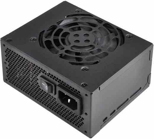 4 SilverStone SST SX550 - Miglior alimentatore PC 2019: guida all'acquisto