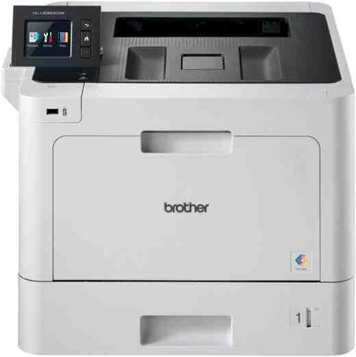 7 Brother HL L8360CDW - Migliori stampanti multifunzione per ufficio 2019: guida all'acquisto