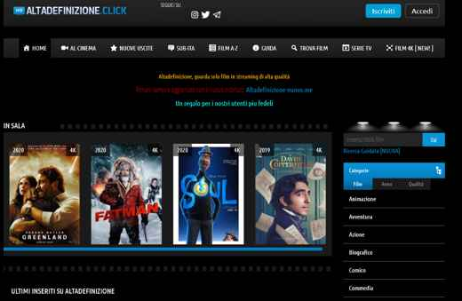 tutti film streaming