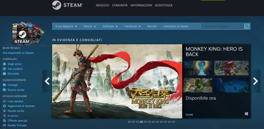 download giochi pc