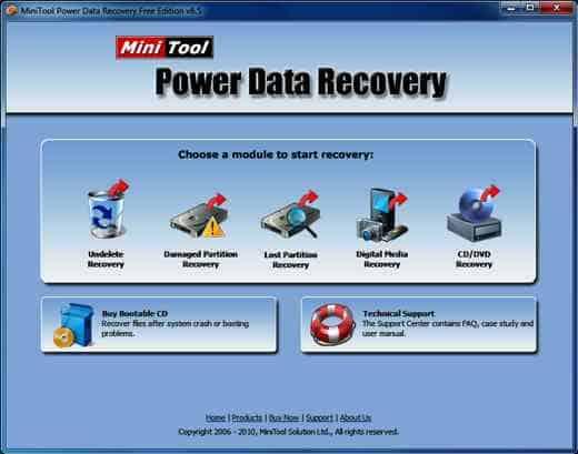 recuperare dati da hard disk