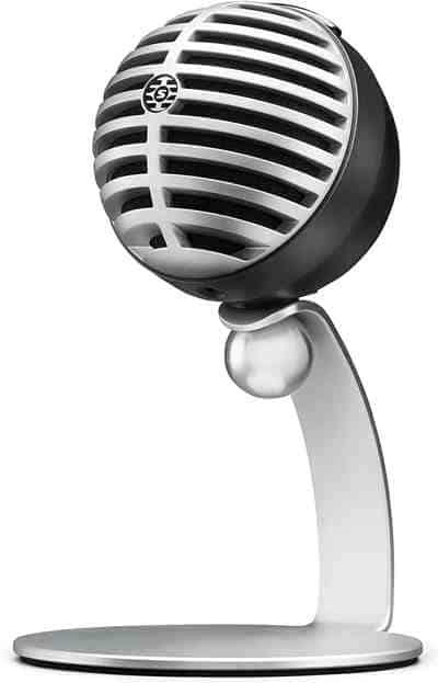 microfono per registrare voce