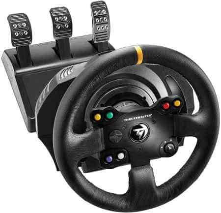 volante thrustmaster