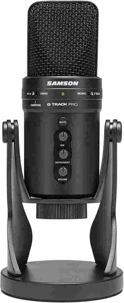 microfono professionale per voce