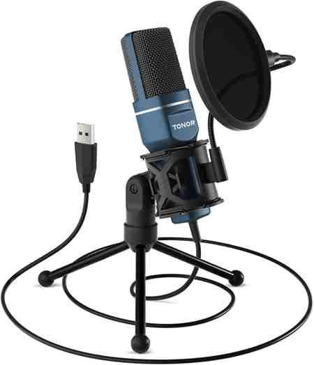 microfoni economici per registrare