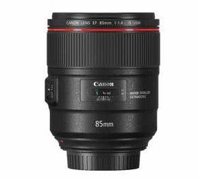 6 Canon Italis EF 85mm Obiettivo e1576681334396 - Migliori obiettivi Canon per reflex digitali full-frame: guida all'acquisto