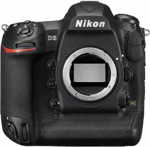 fotocamere nikon
