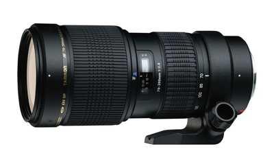 9 Tamron SP AF 70 200mm - Migliori obiettivi Canon per reflex digitali full-frame: guida all'acquisto