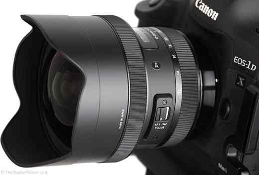 Migliori obiettivi Canon per reflex digitali full-frame