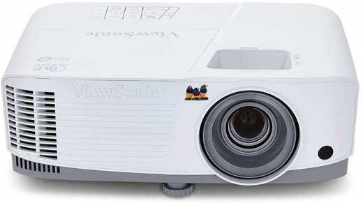 1 Viewsonic PA503S - Migliori proiettori per ufficio 2020: guida all'acquisto